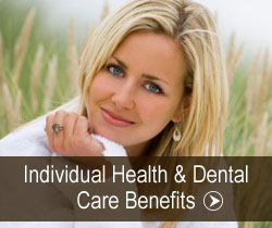 individual health and dental insurance