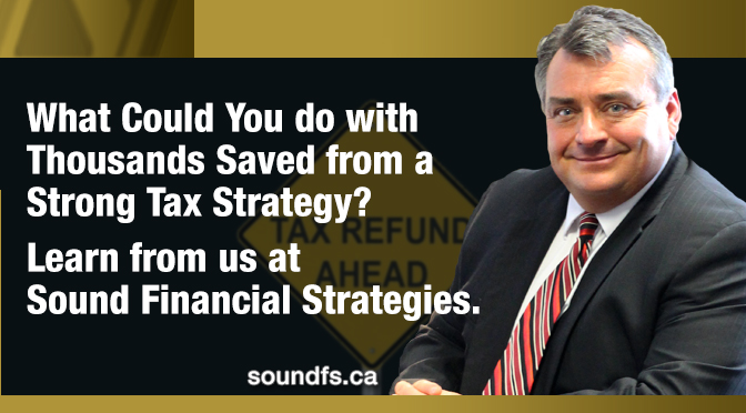 What Could You do with Thousands Saved from a Strong Tax Strategy Learn from us at Sound Financial Strategies